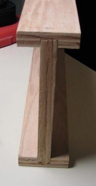 Wooden I-Beam