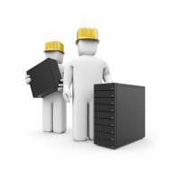 The offer of server services