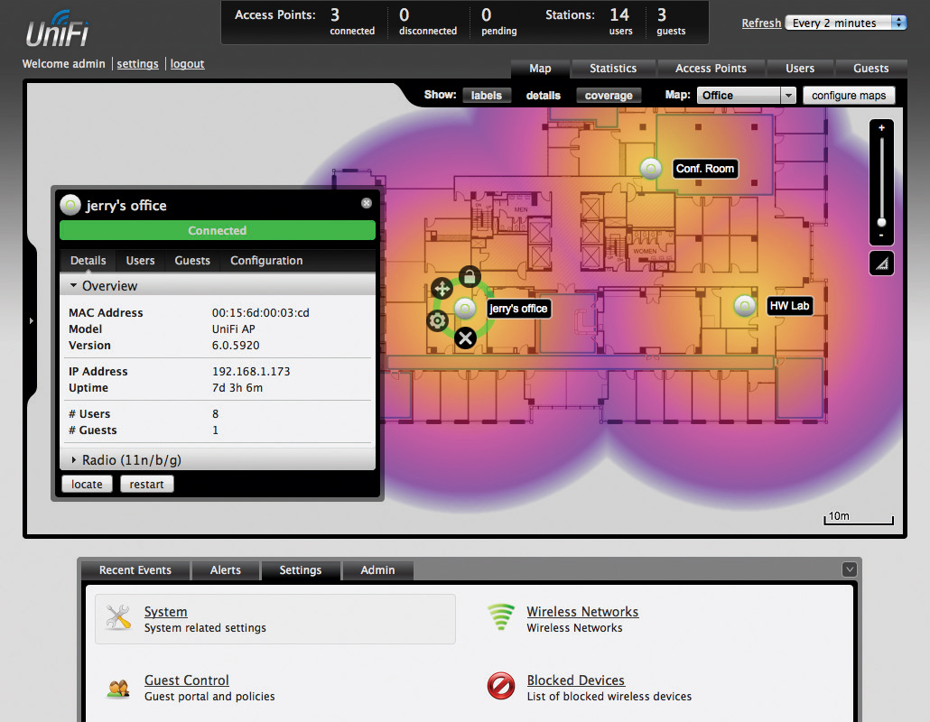Tutorial: Setup Ubiquiti UniFi controller (Digital Ocean)