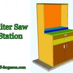 Miter Saw Station –  Part 1