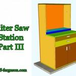 Miter Saw Station – Part 3