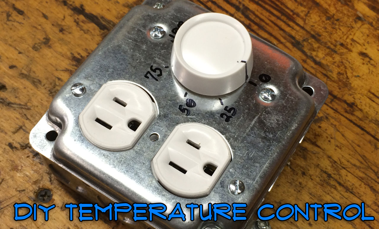 DIY Temperature Control